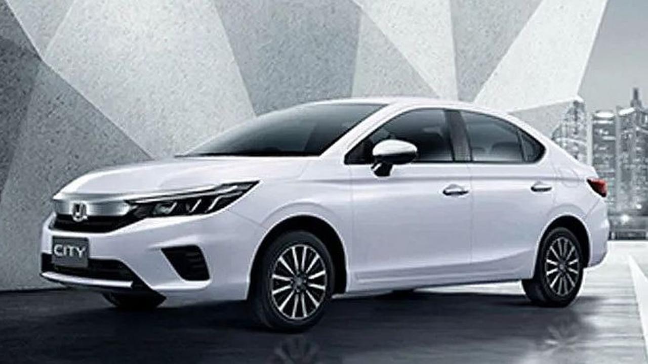 Honda City Terbaru 2020 dengan Segala Spesifikasinya