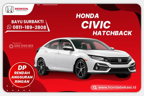 NEW CIVIC HATCHBACK RS